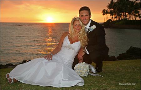 Hawaii Wedding Photography, Hawaiian Island Wedding Photos, Destination Wedding