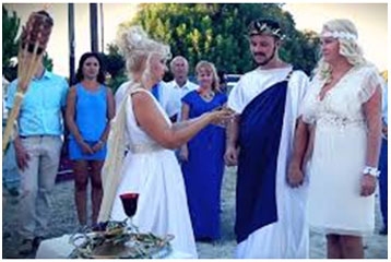 Greek Weddings