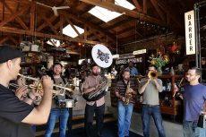Brass Animals + Chicago Brass Band