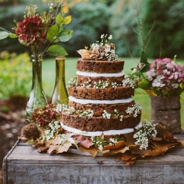 German Wedding Cake Traditions