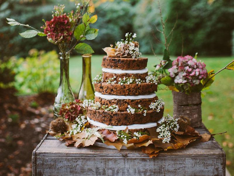 German Wedding Cake Traditions